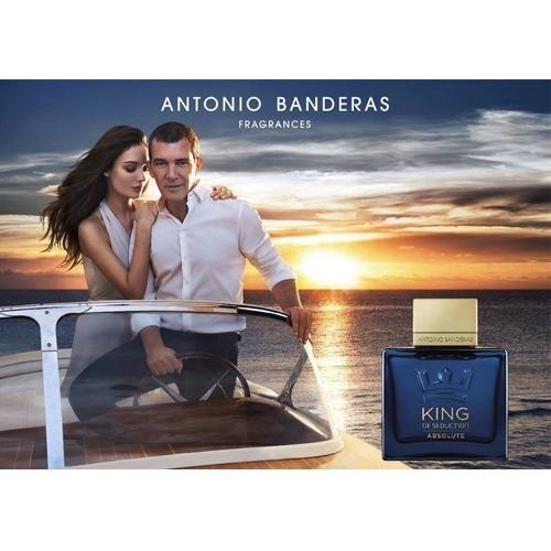Antonio Banderas King of Seduction Absolute edt men