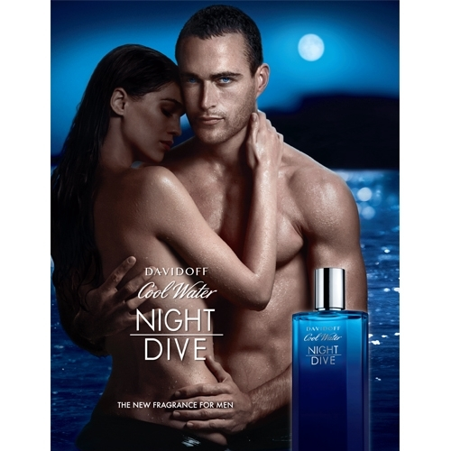 Davidoff Cool Water Night Dive edt men