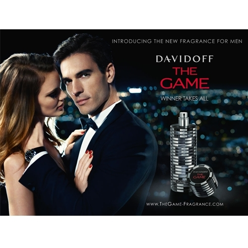 Davidoff The Game edt men