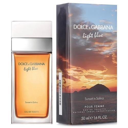 Dolce & Gabbana Light Blue Sunset in Salina edt women