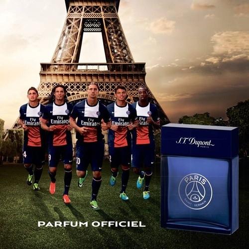 Dupont Parfum Officiel du Paris Saint-Germain edt men