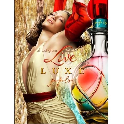 Jennifer Lopez Live Luxe edp women