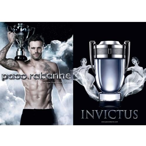 Духи Paco Rabanne Invictus (Пако Рабан Инвиктус)