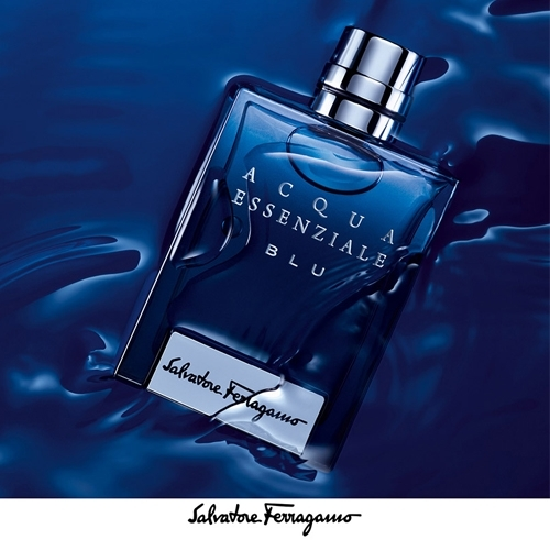 Мужской парфюм Salvatore Ferragamo Acqua Essenziale Blu