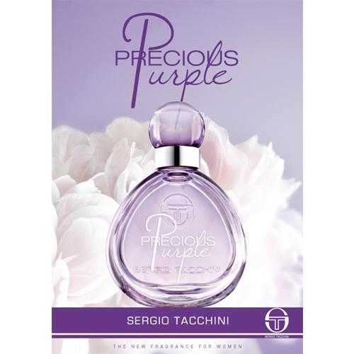 Женский аромат Sergio Tacchini Precious Purple