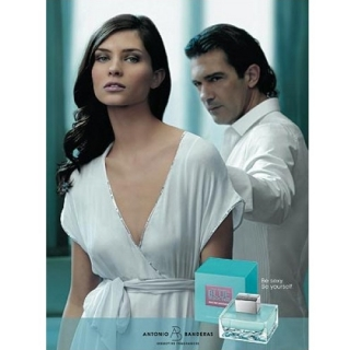 Antonio Banderas Blue Seduction edt women