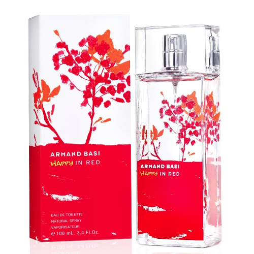 Armand Basi Happy In Red edt women