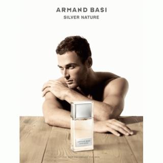Armand Basi Silver Nature edt men