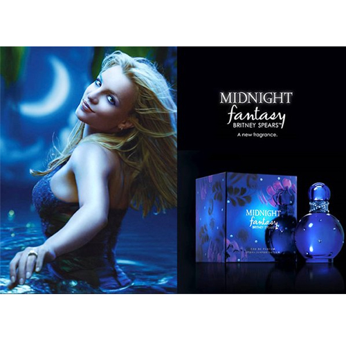 Britney Spears Midnight Fantasy edp women