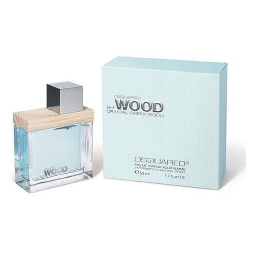 Dsquared2 She Wood Crystal Creek Wood edp women