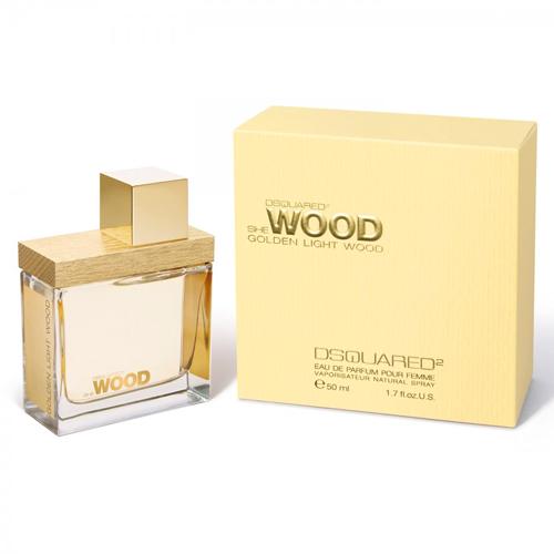 Dsquared2 She Wood Golden Light edp women