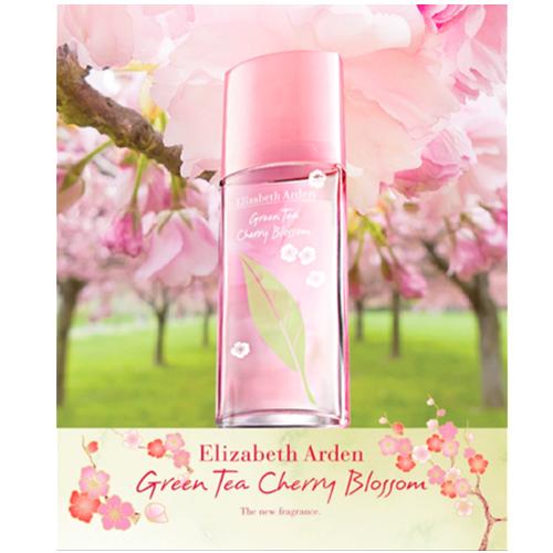 Elizabeth Arden Green Tea Cherry Blossom edt women
