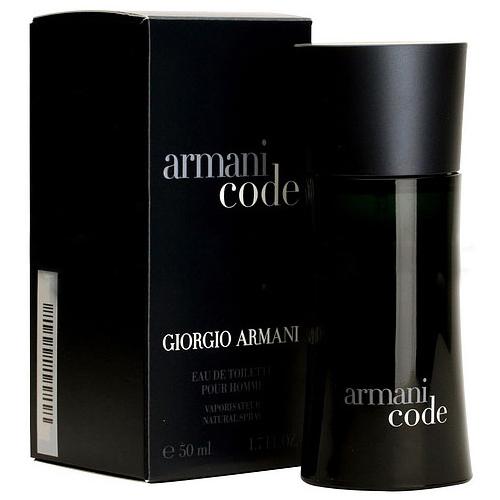 Giorgio Armani Code edt men