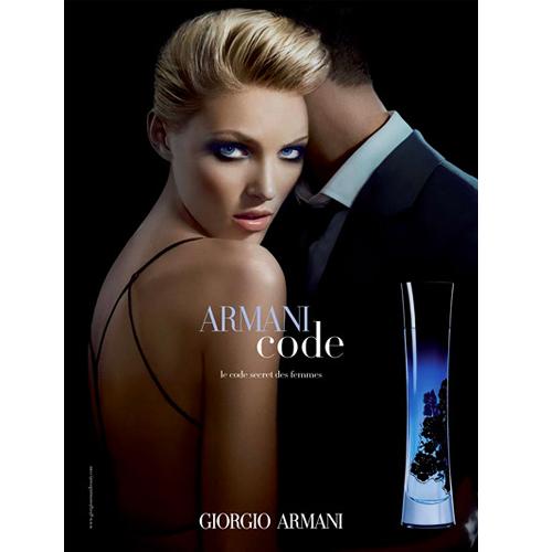 Giorgio Armani Code edt women