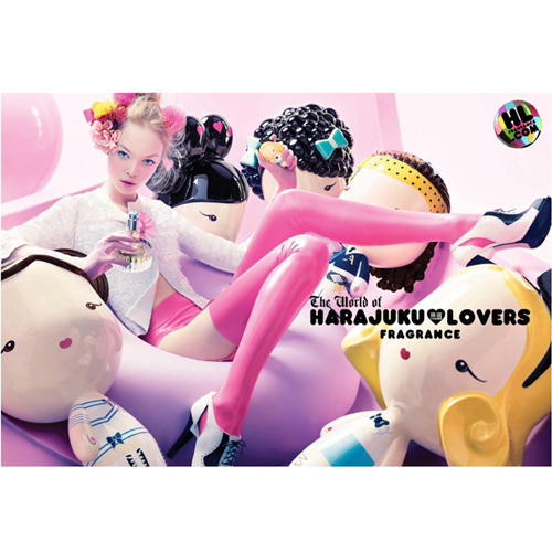 Harajuku Lovers Love edt women