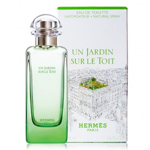 Hermes Un Jardin Sur Le Toit edt women