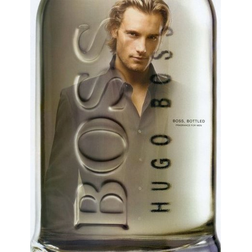 Hugo Boss Bottled № 6 edt men
