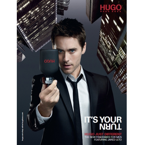 Hugo Boss Just Different edt men