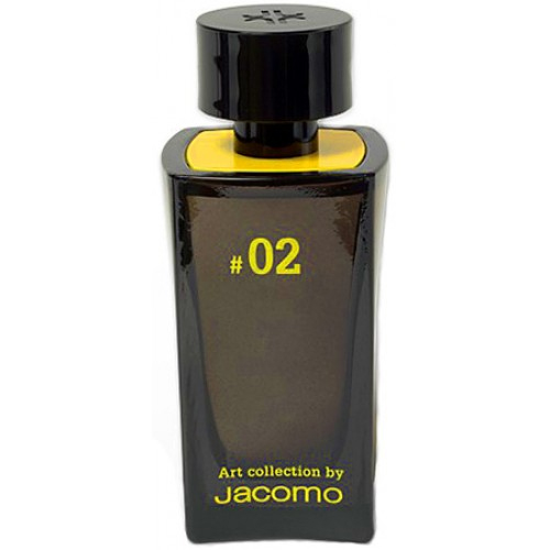 Jacomo Art Collection By № 02 edp women