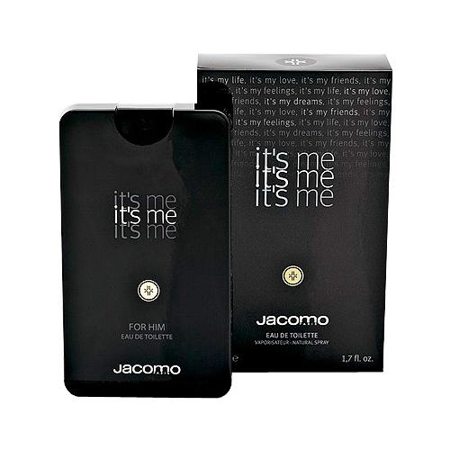 Jacomo It`s Me For Him edt men