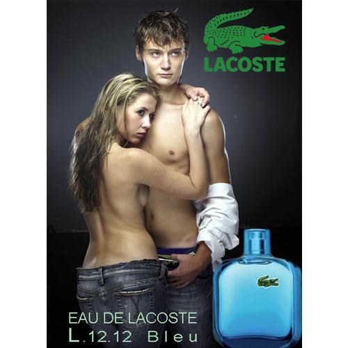 Lacoste Eau De Lacoste Blue (Лакост О Де Лакост Л.12.12 Блю) мужской аромат