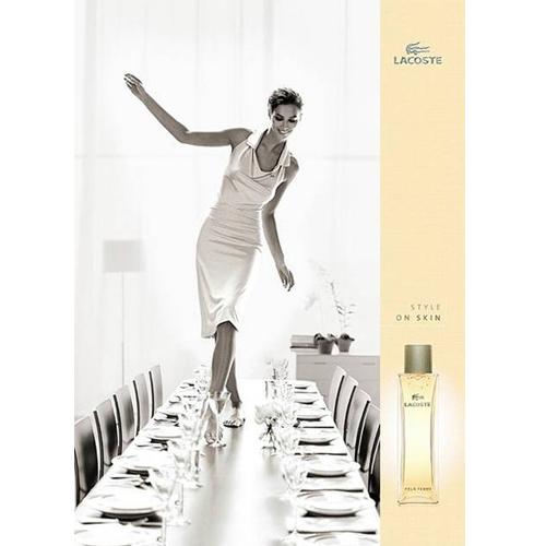 Lacoste Pour Femme (Лакост Пур Фам) - аромат для нее