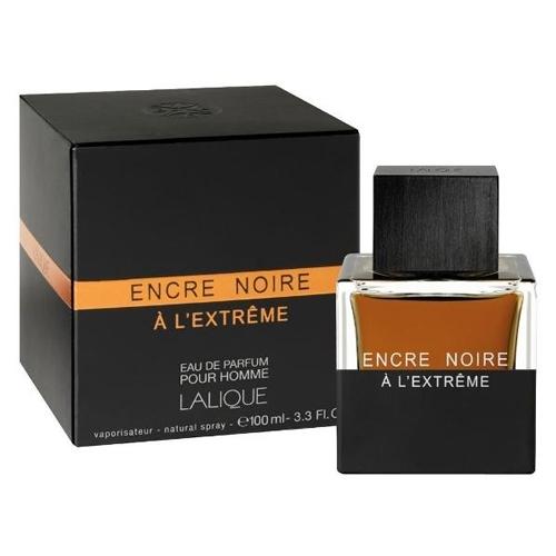 Мужские духи Lalique Encre Noire A L'extreme (Лалик Энкри Нуар Экстрим)
