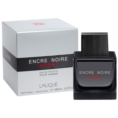 Мужские духи Lalique Encre Noire Sport (Лалик Энкре Нуар Спорт)