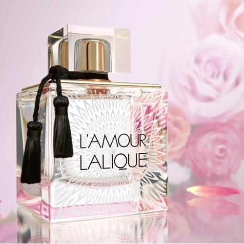 Купить парфюм для нее Lalique L'Amour (Лалик Лямур)