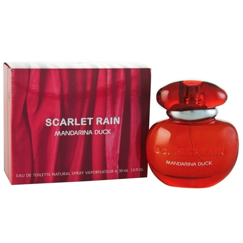Женские духи Mandarina Duck Scarlet Rain (Мандарина Дак Скарлет Рейн)