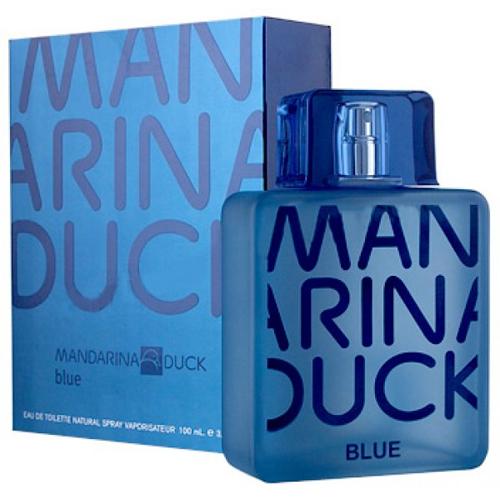 Духи Mandarina Duck Blue // Мандарина Дак Блю