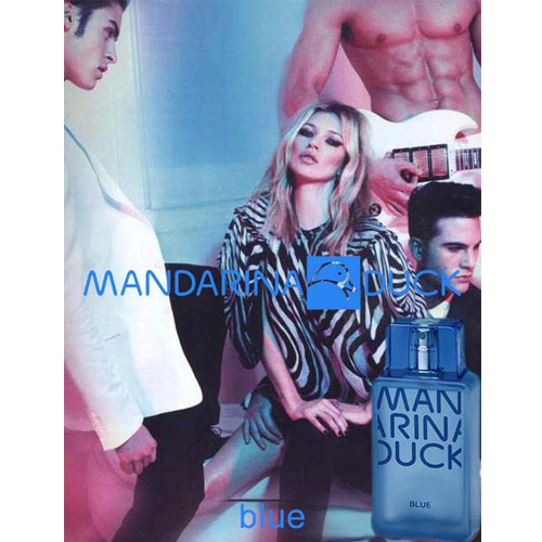 Мужская туалетная вода Mandarina Duck Blue // Мандарина Дак Блю