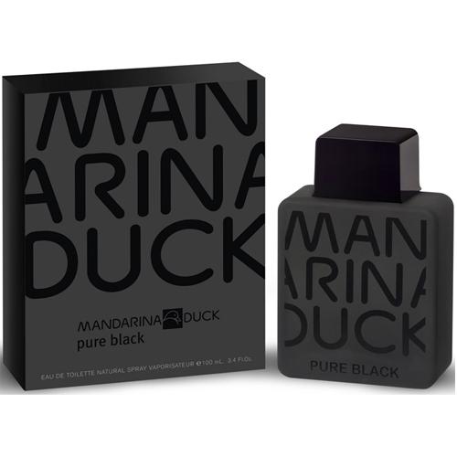 Духи Mandarina Duck Pure Black (Мандарина Дак Пур Блэк)