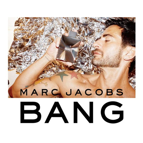 Духи Marc Jacobs Bang // Марк Джейкобс Бэнг - туалетная вода для мужчин
