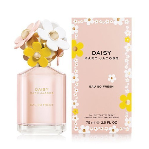 Духи Marc Jacobs Daisy Eau So Fresh (Марк Джейкобс Дейзи О Со Фреш)