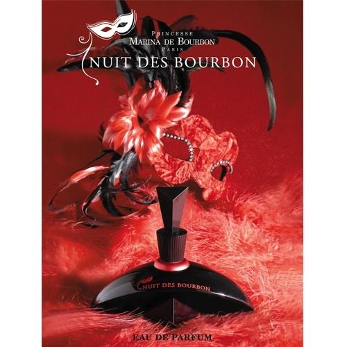 Женский парфюм Marina de Bourbon Nuit Des Bourbon (Марина Де Бурбон Нуит Де Бурбон)