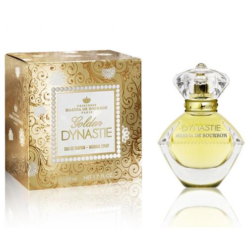Парфюмерная вода Marina de Bourbon Golden Dynastie (Марина де Бурбон Голден Династия)