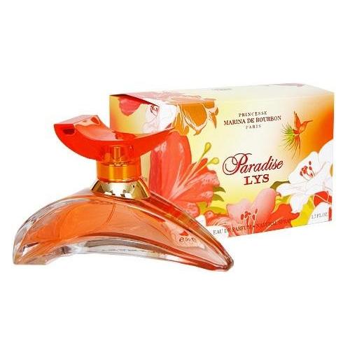 Духи Marina de Bourbon Paradise Lys (Марина Де Бурбон Парадайс Лис)