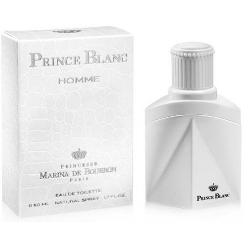 Духи Marina De Bourbon Prince Blanc Homme (Марина Де Бурбон Принс Бланк Хом)