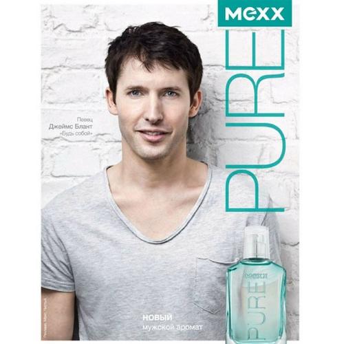 Мужская туалетная вода Mexx Pure (Мекс Пур)
