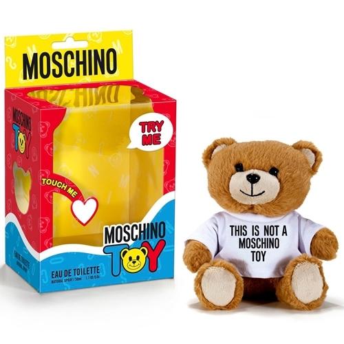 Духи Moschino Toy (Москино Той)