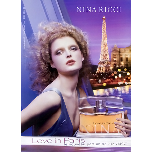 Nina Ricci Love in Paris купить