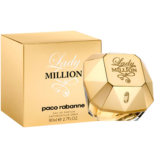Духи Paco Rabanne Lady Million (Пако Рабан Леди Миллион)