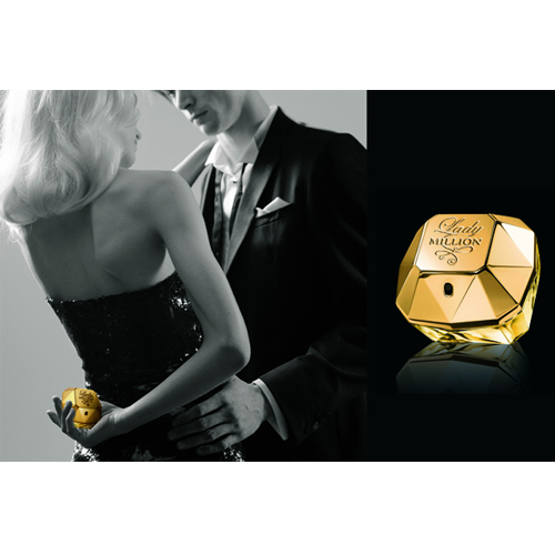 Женские Paco Rabanne Lady Million