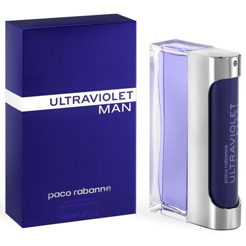 Мужские Paco Rabanne Ultraviolet Man / Пако Рабан Ультрафиолет