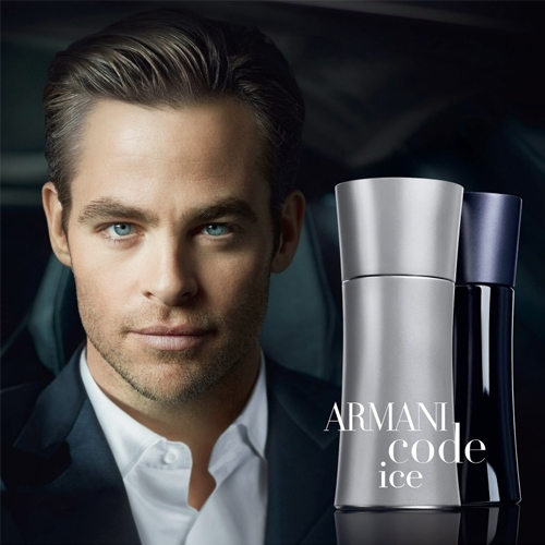 Armani Code Ice Men edt men