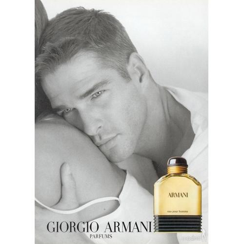 Armani Eau De Pour Homme edt men