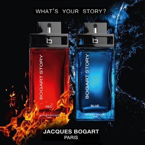 Bogart Story Red edt men