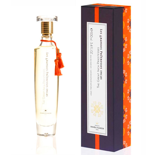 Romea D`Ameor The Great Inca Priestesses edp women