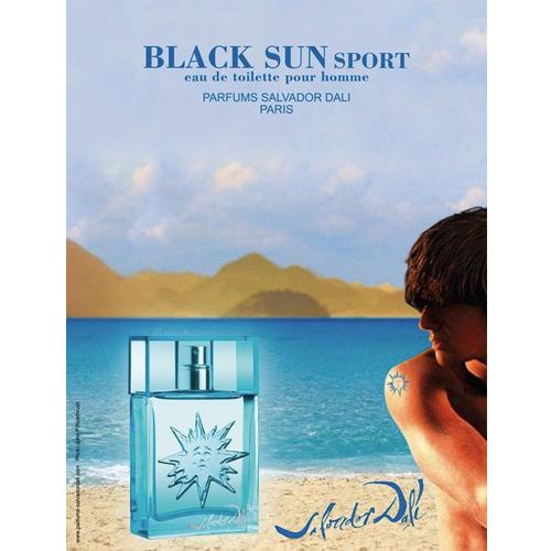 Духи Salvador Dali Black Sun Sport